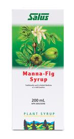 Salus Manna-Fig Syrup (200 mL)