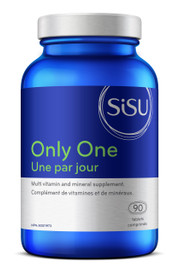 SISU Only One with Iron (90 tabs)