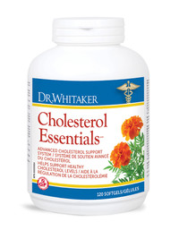 Dr. Whitaker Cholesterol Essentials (120 softgels)
