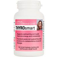 Lorna Vanderhaeghe THYROsmart (120 veg caps)