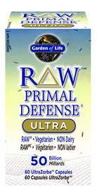 Garden of Life Raw Primal Defense Ultra (60 veg caps)