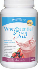 Progressive WheyEssential (840 g) (Choose Flavour)
