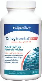 Progressive OmegEssential FORTE (120 softgels)
