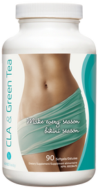 WaistAway CLA & Green Tea (90 softgels)