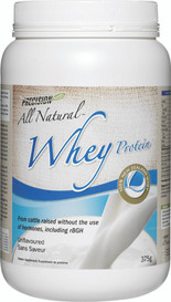 Precision All Natural Whey Protein Unflavoured (375 g)