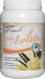 Precision All Natural Whey Isolate Vanilla Delight (375 g)