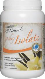 Precision All Natural Whey Isolate Vanilla Delight (375 g)