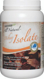 Precision All Natural Whey Isolate Double Chocolate Chunk (375 g)
