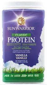 Sun Warrior Classic Protein Vanilla (750 g)