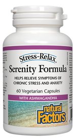 Natural Factors Serenity Formula (60 veg caps)