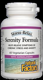 Natural Factors Serenity Formula (60 veg caps)
