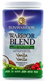 Sun Warrior Warrior Blend Raw Protein Vanilla (750 g)