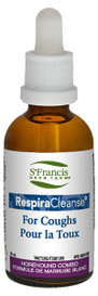 St. Francis RespiraCleanse (50 mL)