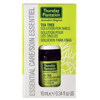 Thursday Plantation Tea Tree Solution for Nails (10 ml)