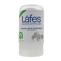 Lafes Natural Crystal Deodorant Stick (4.25 oz)