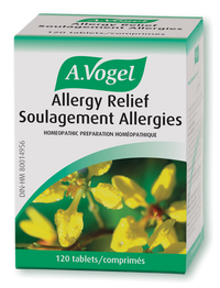 A.Vogel Allergy Relief (120 tabs)