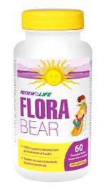 Renew Life FloraBEAR (60 chew tabs)