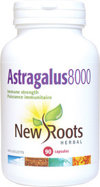 New Roots Astragalus 8000 (90 caps)