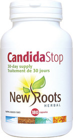 New Roots Candida Stop (180 caps)