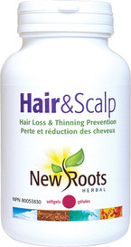 New Roots Hair & Scalp (30 softgels)