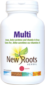 New Roots Multi (60 caps)