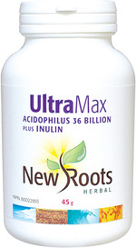 New Roots Ultra Max 36 Billion Powder (45 g)