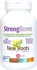 New Roots Strong Bones (90 caps)