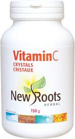 New Roots Vitamin C Crystals (150 g)