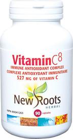 New Roots Vitamin C8 (90 caps)