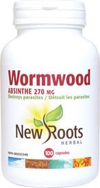 New Roots Wormwood (100 caps)