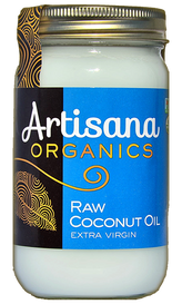 Artisana Organics Raw Cold Pressed Extra Virgin Coconut Oil (414 mL)