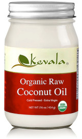 Kevala Organic Raw Coconut Oil (473 mL)