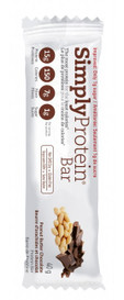 Simply Protein Bar Peanut Butter Chocolate (15 x 40g bars)