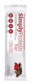 Simply Protein Bar Cocoa Raspberry (15 x 40g bars)