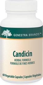 Genestra Candicin (60 caps)