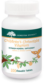 Genestra Children's Chewable Vitamins (100 chew tabs)