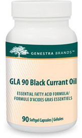 Genestra GLA 90 Black Currant Oil (90 caps)