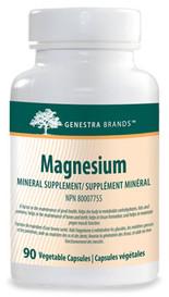 Genestra Magnesium (90 veg caps)