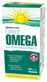 Renew Life NG Daily Omega (60 caps)