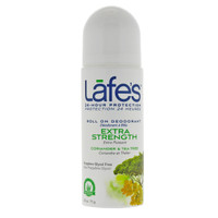 Lafes Natural Deodorant Roll-On Extra Strength Tea Tree (71 g)
