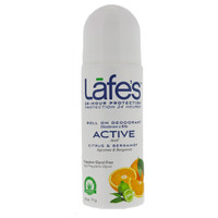 Lafes Natural Deodorant Roll-On Active (71 g)