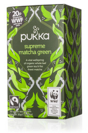 Pukka Supreme Matcha Green (20 tea bags)