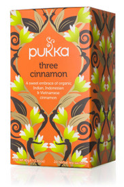 Pukka Three Cinnamon (20 tea bags)