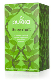 Pukka Three Mint (20 tea bags)