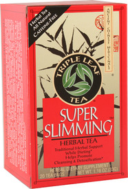 Triple Leaf Tea Super Slimming (20 tea bags)