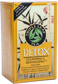 Triple Leaf Tea Detox (20 tea bags)