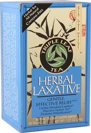 Triple Leaf Tea Herbal Laxative (20 tea bags)