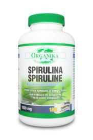 Organika Spirulina 1000mg (180 tabs)