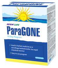Renew Life ParaGONE Kit (15 Day)