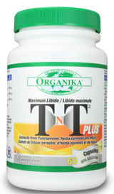 Organika TNT Plus (Tribulus Terrestris) (60 caps)